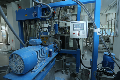 4Granulator granulation